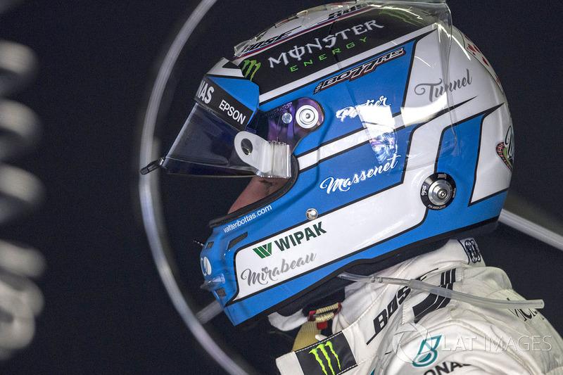 4 місце — Валттері Боттас, Mercedes. Умовний бал — 26,528