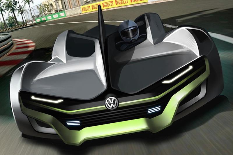 Volkswagen 2023 konsepti