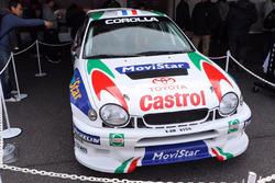 1999 Toyota Corolla WRC of Didier Auriol