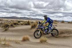#26 Sherco TVS Racing Sherco: Adrien Metge