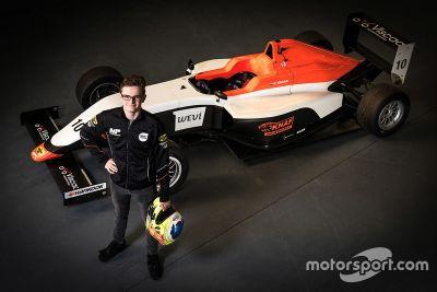 MP Motorsport drivers announcement