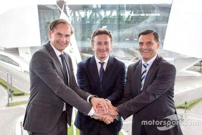 Porsche Motorsport aankondiging