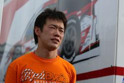 Koki Saga, Apr Racing