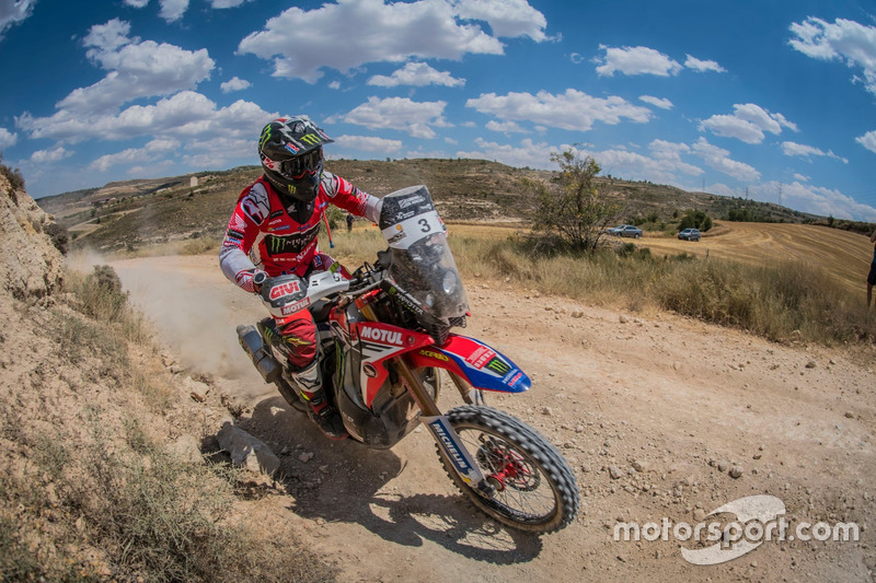 #3 Michael Metge, Honda HRC