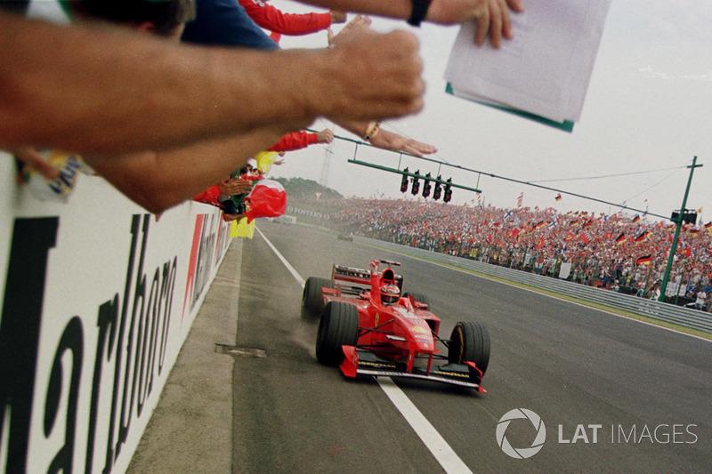 1998 Macaristan GP