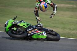 Kenan Sofuoglu, Kawasaki Puccetti Racing crash