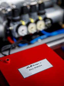 El primer control de juegos para el Nissan GT-R