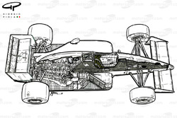 Vue d'ensemble de la Lotus 100T