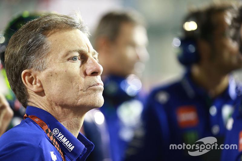 Lin Jarvis, Yamaha Factory Racing Direktor