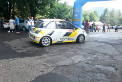 Chris Ingram Chris, Ross Whittock, Opel Adam R2