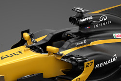 Renault Sport F1 Team RS17 в деталях