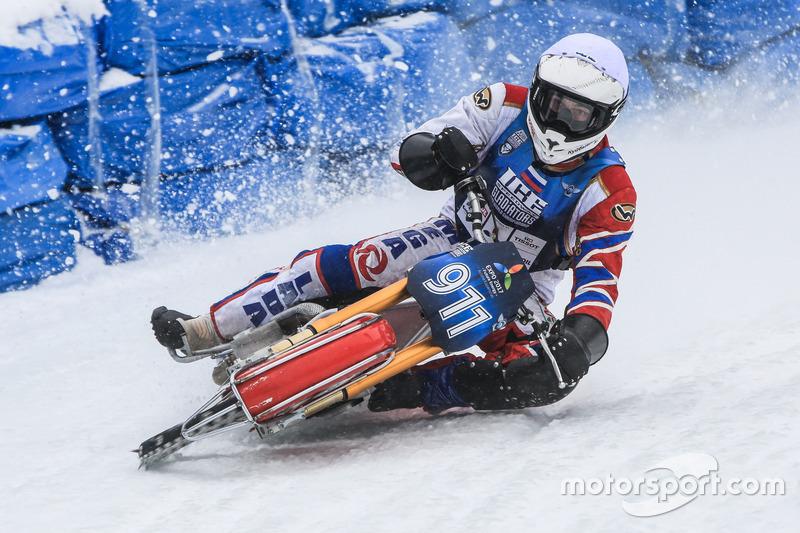 Игорь Кононов в Алма-Ате выиграл все до единого заезды и стал первым в оба дня соревнований