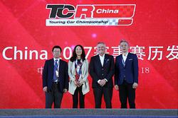Presentazione TCR China Series