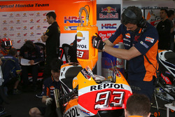 Mechaniker: Repsol Honda Team