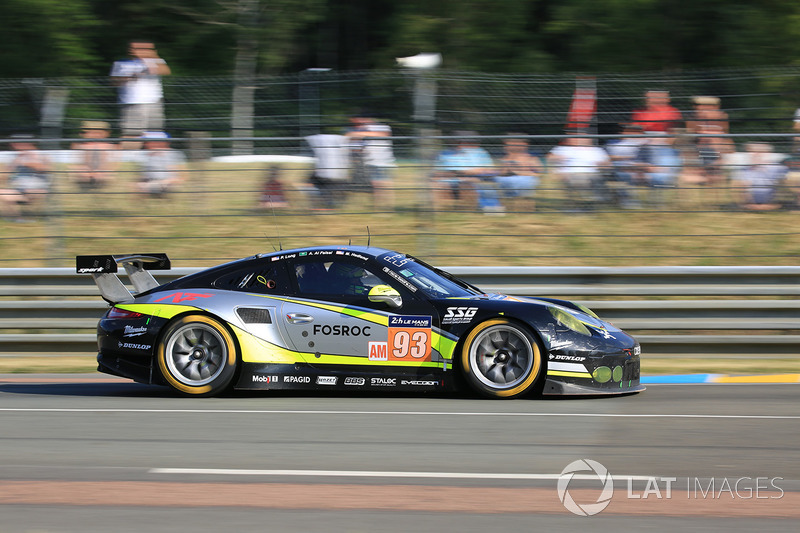 9. LMGTE-Am: #93 Proton Competition, Porsche 911 RSR