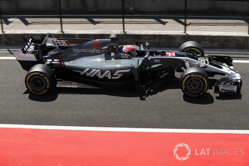 Сантино Феруччи, Haas F1 Team VF-17
