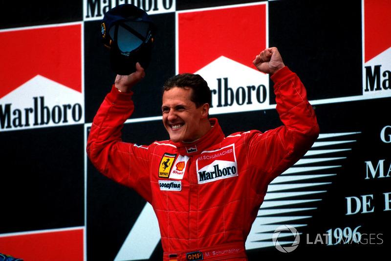 1996 西班牙大奖赛