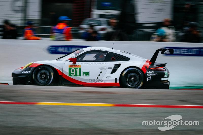 5. GTE-Pro: #91 Porsche Team, Porsche 911 RSR