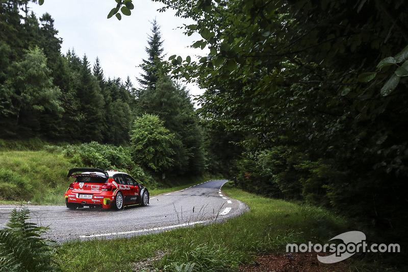 Себастьян Льоб, Даніель Елена, Citroën C3 WRC