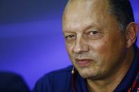 Frederic Vasseur, Sauber Team Principal, in the  FIA press conference