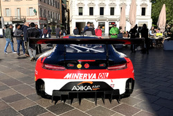 Mercedes AMG GT3 von AKKA ASP