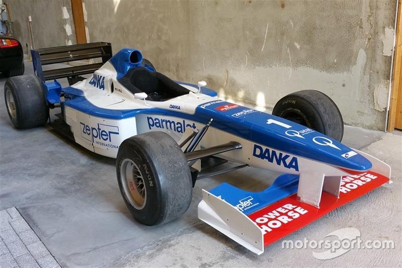 Arrows A18, 1997. Ціна: £68 тис.