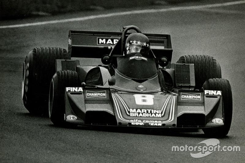 Hans-Joachim Stuck, Brabham Alfa Romeo