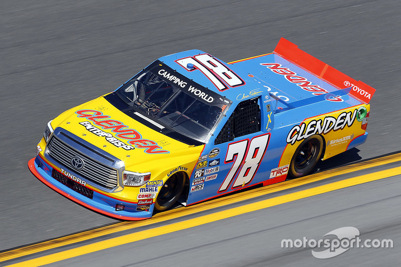 #78 Chris Fontaine (Harmon-Toyota)