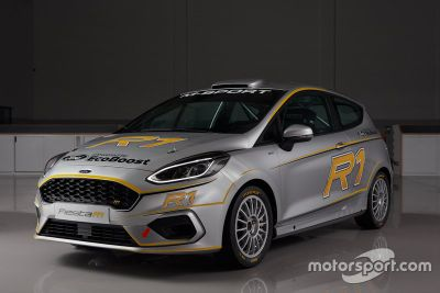 Ford Fiesta R1 tanıtımı