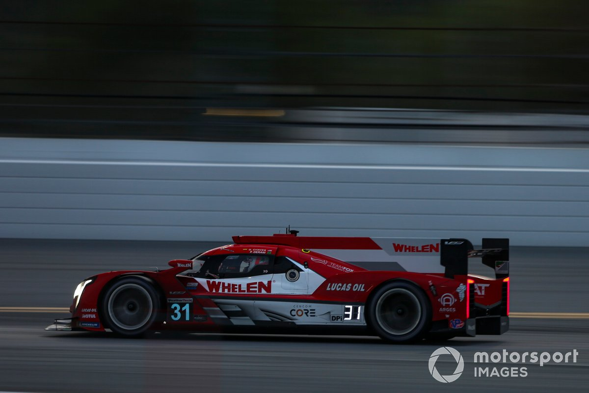#31 Whelen Engineering Racing Cadillac DPi, DPi: Pipo Derani, Gabby Chaves