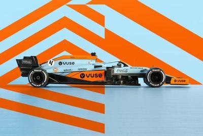 Livrée Gulf de McLaren à Monaco