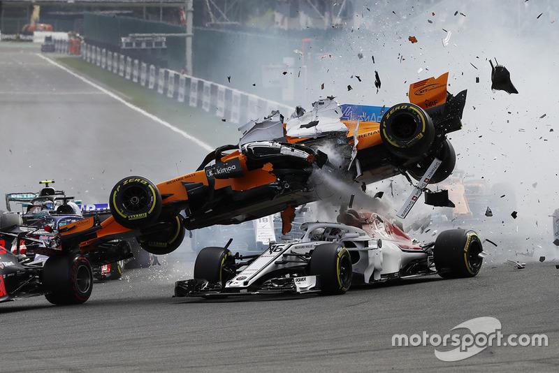 Ферандо Алонсо, McLaren MCL33