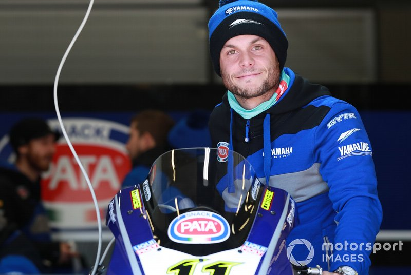 #11 GRT Yamaha Official: Sandro Cortese