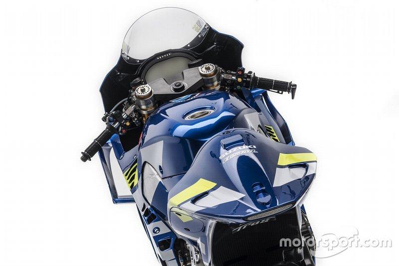 Team Suzuki MotoGP, Suzuki GSX-RR, dettaglio
