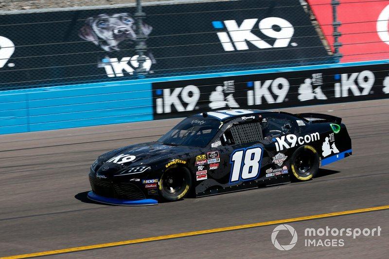Kyle Busch, Joe Gibbs Racing, Toyota Supra Extreme Concepts/iK9