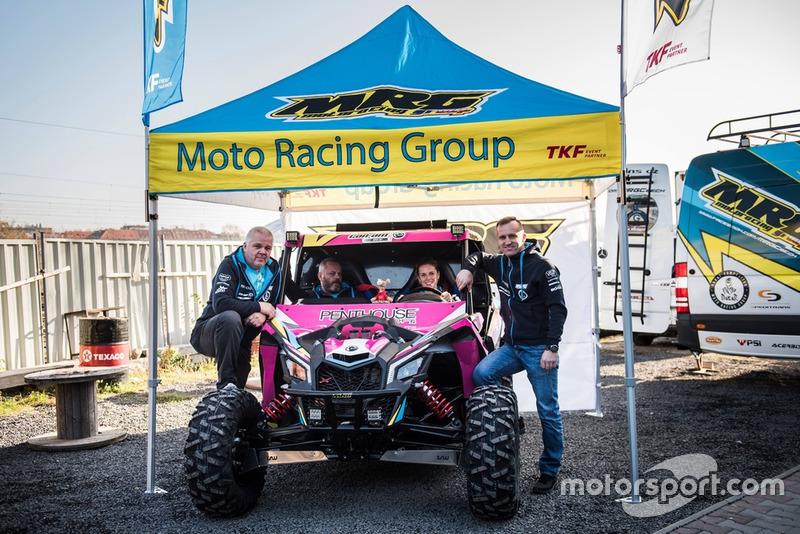 Ольга Рукова, Даніель Зеленка, Moto Racing Group