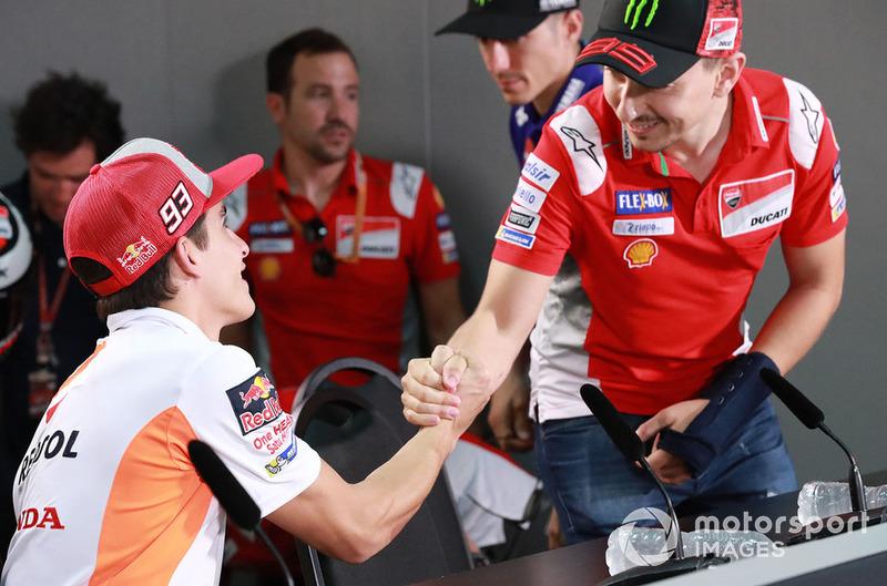 El 23 de enero se presentará oficialmente el equipo Repsol Honda 2019, con Márquez y Lorenzo