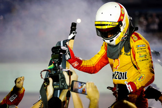 NASCAR Cup-Champion 2018: Joey Logano, Team Penske, Ford Fusion Shell Pennzoil
