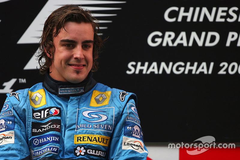 2: Fernando Alonso (2005, 2006)