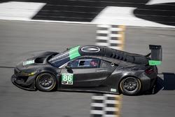 #86 Michael Shank Racing Acura NSX: Освальдо Негрі, Кетрін Легг