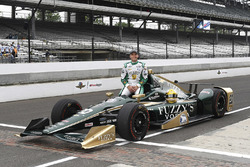 Ed Carpenter, Ed Carpenter Racing Chevrolet retrato oficial de calificación