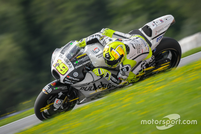 17. Alvaro Bautista, Aspar Racing Team