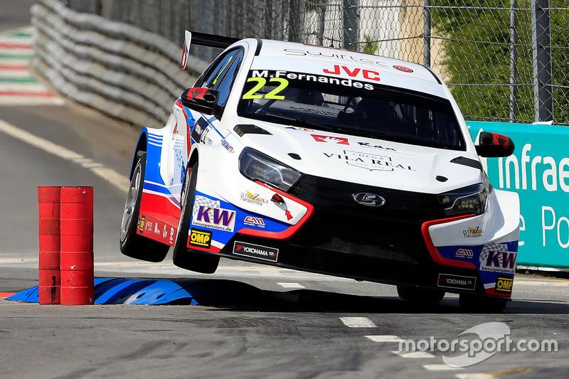 Manuel Fernandes,  RC Motorsport, Lada Vesta