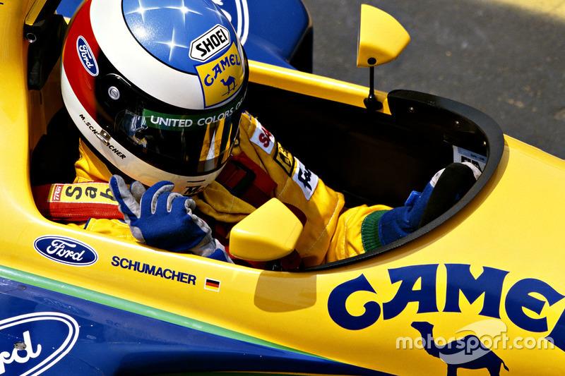 Benetton - 1992 (GP Meksiko)