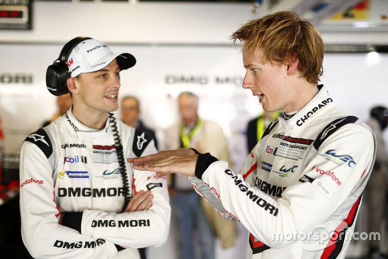 Earl Bamber, Brendon Hartley, Porsche Team