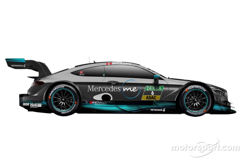 Robert Wickens, , Mercedes-AMG Team HWA, Mercedes-AMG C63 DTM