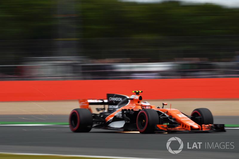 8. Stoffel Vandoorne, McLaren MCL32