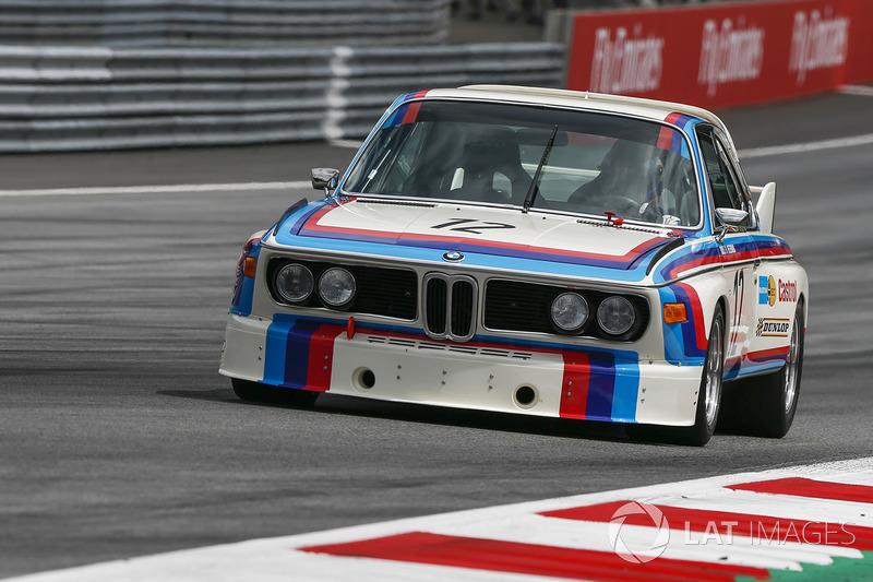 Dieter Quester, BMW 3.0 CSL