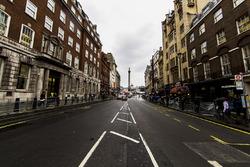 Une vue de Whitehall Road