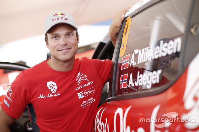 Андреас Миккельсен, Citroën C3 WRC